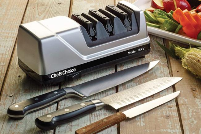 The Best Electrical Knife Sharpener Option