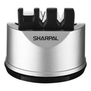 The Best Electrical Knife Sharpener Option: SHARPAL 191H Sharpener for Straight & Serrated Knives