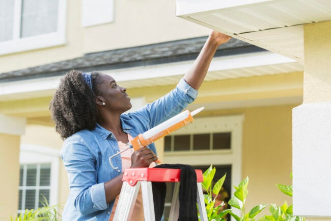 The Best Exterior Caulk for Home Maintenance Projects