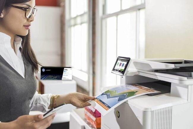 The Best Fax Machine Option