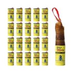 The Best Fruit Fly Traps Option: Dwcom 20 Pack Fruit Fly Traps