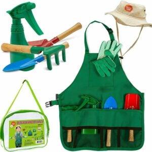 The Best Garden Sets for Kids Option: Born Toys Kids Gardening Set