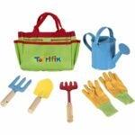 The Best Garden Sets for Kids Option: Little Gardener Tool Set with Garden Tools Bag
