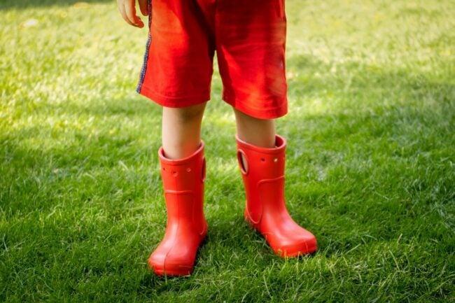 最好的园艺鞋的选择