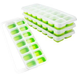 Best Ice Cube Tray OMorc