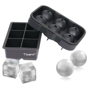 Best Ice Cube Tray Ticent