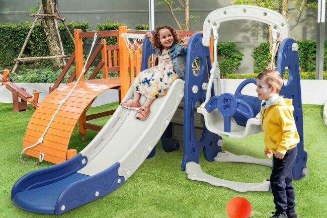 The Best Indoor Playground for Kids Option
