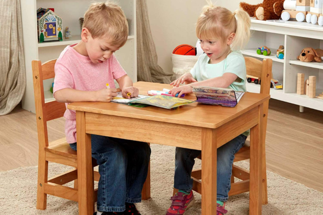 The Best Kids Tables