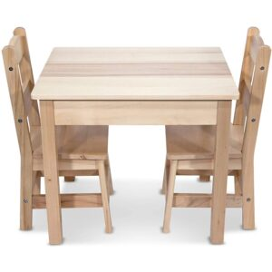 The Best Kids Tables Option: Melissa & Doug Tables & Chairs