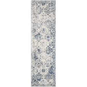 The Best Kitchen Rugs Option: Safavieh Madison Collection Distressed Runner
