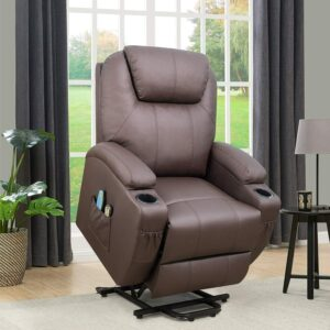 Best Leather Recliner Flamaker