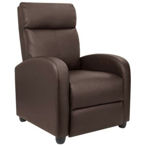 Best Leather Recliner Furniwell