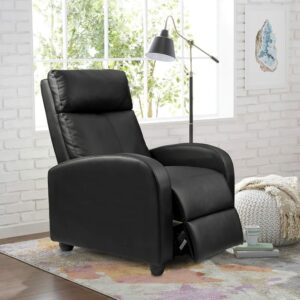Best Leather Recliner Homall