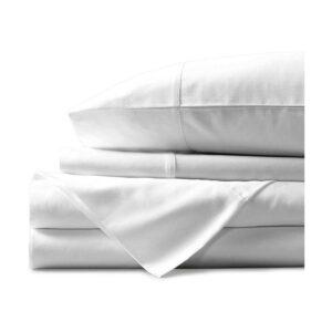 最好的奢侈品床单选项:Mayfair亚麻100%埃及棉床单