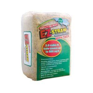 The Best Mulch Option: EZ-Straw Seeding Mulch with Tack