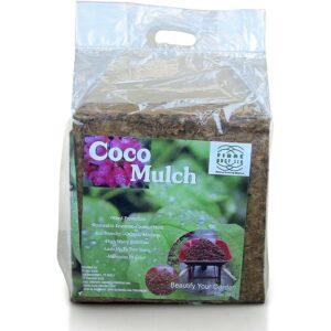 The Best Mulch Option: FibreDust Coco Mulch