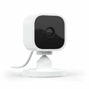 The Best Night Vision Camera Option: Blink Mini Compact Smart Security Camera