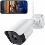 The Best Night Vision Camera Option: Victure Outdoor Security Camera
