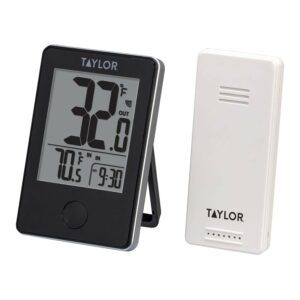 Best Outdoor Thermometer Taylor