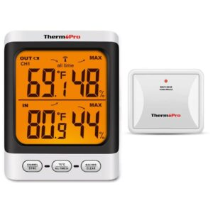 Best Outdoor Thermometer ThermoPro