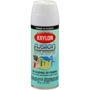 Best Paint For Plastic Krylon