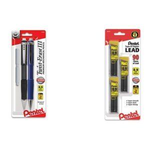 最好的铅笔选择:Pentel扭转擦除III自动铅笔