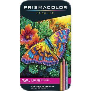 最好的铅笔选项:Prismacolor 92885T Premier彩色铅笔