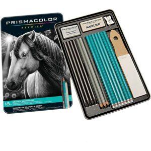 最佳铅笔选择:Prismacolor Premier石墨铅笔
