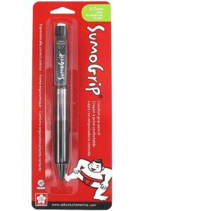 最佳铅笔选择:Sakura 50286 SumoGrip 0.7毫米铅笔