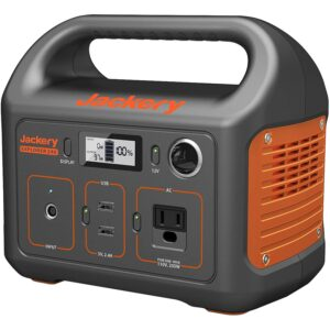 The Best Portable Power Station Option: Jackery Portable Power Station Explorer 240