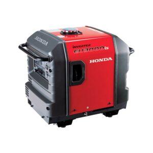 The Best Quiet Generator Option: Honda EU3000iS Gas Powered, Portable Inverter