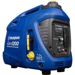 The Best Quiet Generator Option: Westinghouse iGen1200 Super Quiet Portable Inverter
