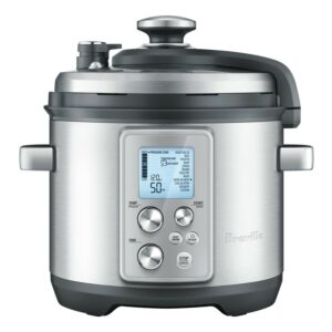 The Best Slow Cooker Option: Breville BPR700BSS Fast Slow Pro Slow Cooker