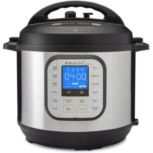 The Best Slow Cooker Option: Instant Pot Duo Nova Pressure Cooker 7 in 1