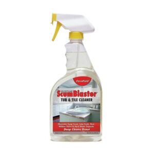 Best Soap Scum Remover ForceField