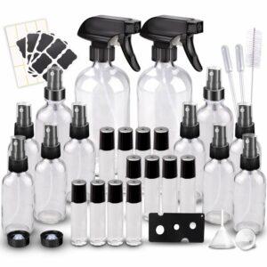 Best Spray Bottle Glass