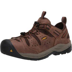 最好的钢铁鞋鞋选择:敏锐的实用程序亚特兰大酷II