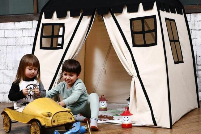 The Best Tents for Kids Option