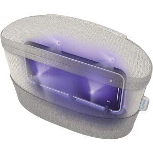 The Best UV Light Sterilizer Option: HoMedics Sanitizer Bag Portable UV Light Sterilizer