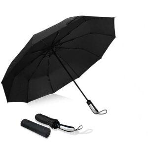 The Best Umbrella Option: Vedouci Folding Umbrella 10 Ribs with Teflon Coating
