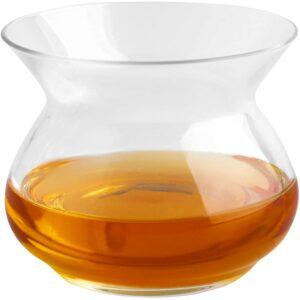 最好的威士忌眼镜选择:整洁的玻璃官方竞争判断玻璃
