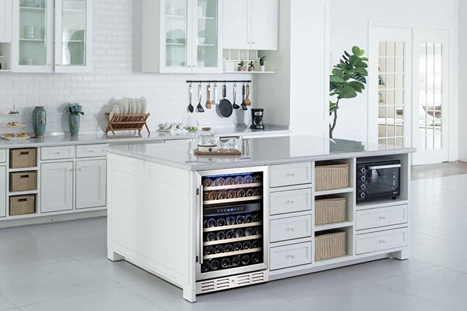 The Best Wine Coolers And Wine Fridges For Chilled Drinks Bob Vila