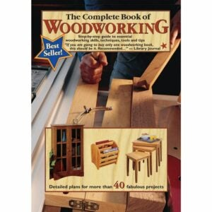 The Best Woodworking Books Option: The Complete Book of Woodworking