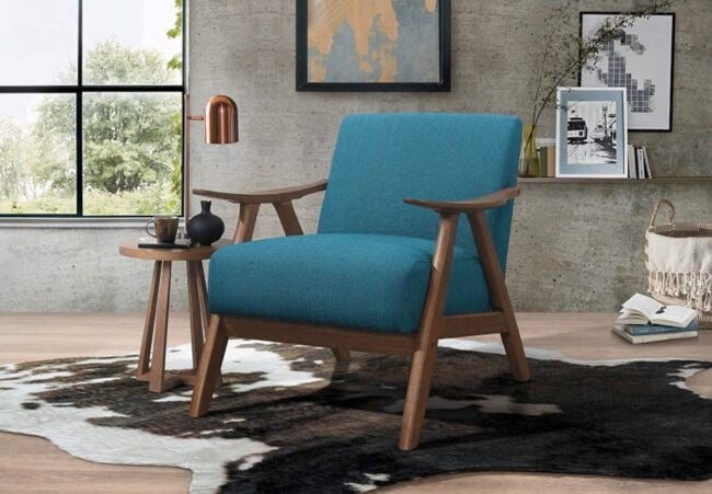 The Most Comfortable Accent Chair Options For Home Decor Bob Vila