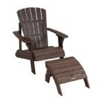 The Best Adirondack Chair Option: Lifetime 60294 Adirondack Chair and Ottoman Set