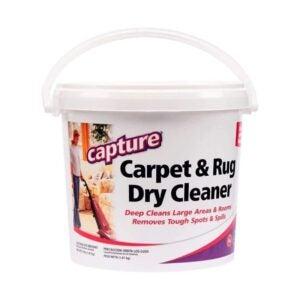 最好的地毯洗发水选项:捕获地毯清洁剂