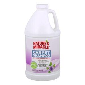 最佳地毯洗发水选择:大自然的奇迹深层清洁地毯洗发水