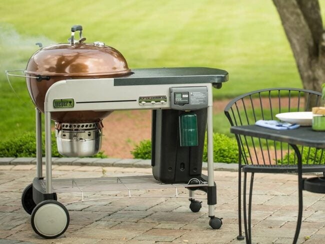 The Best Charcoal Grill Options