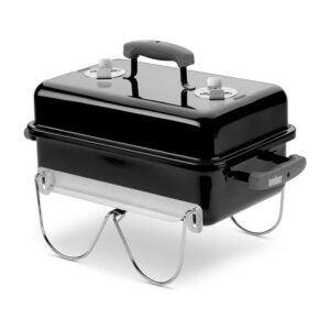 The Best Charcoal Grill Option: Weber 121020 Go-Anywhere Charcoal Grill