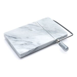 The Best Cheese Slicer Option: Fox Run Marble Cheese Slicer with 2 Replacement Wires